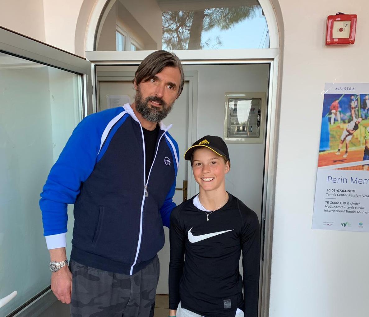 Tennis Europe Junior Tour – 35. Memorial Slavoj Greblo in Vrsar Croatia