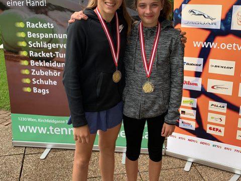 2. Platz im Doppel mit Emma Leitner
