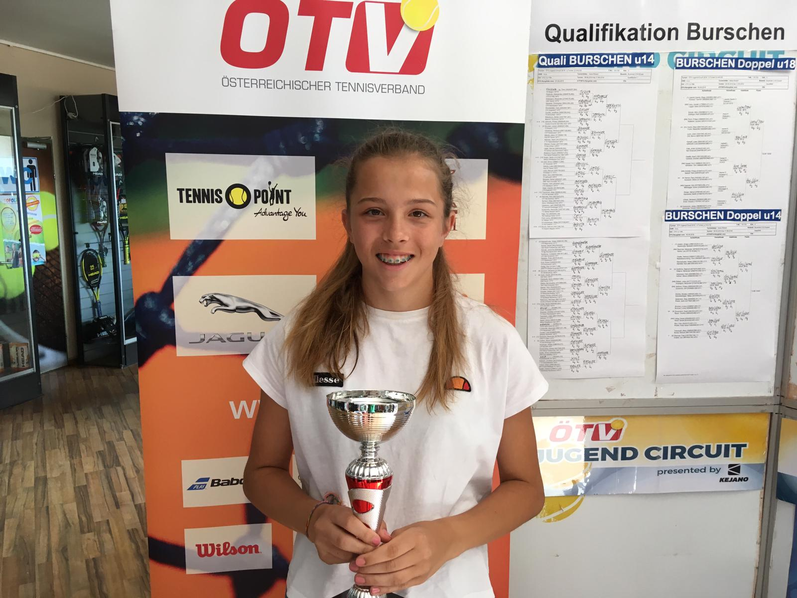 Emma ÖTV Jugendcircuit 5. Turnier, La Ville Wien 8. – 11. Juni 2019