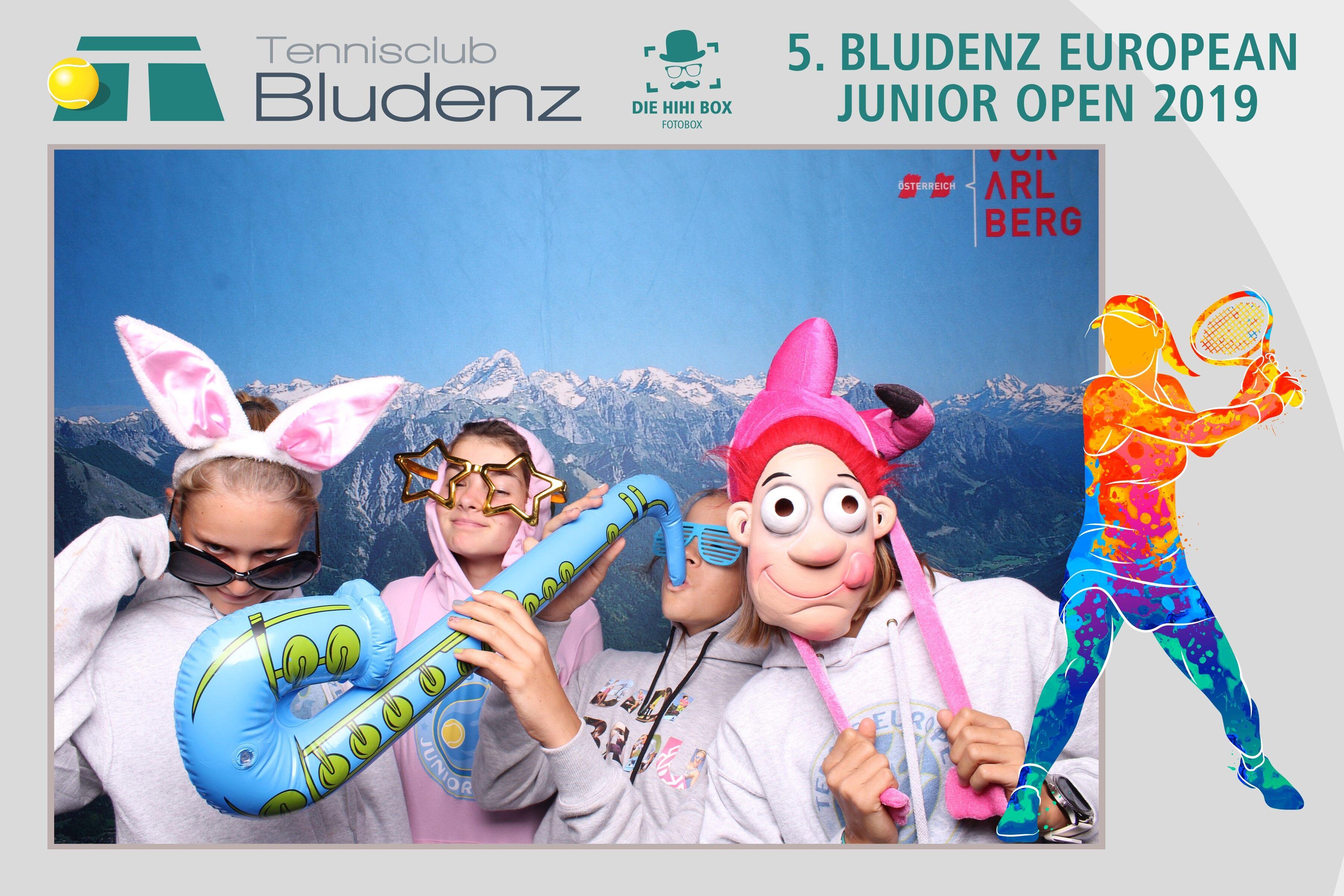 Tennis Europe Bludenz 12. -16. August 2019