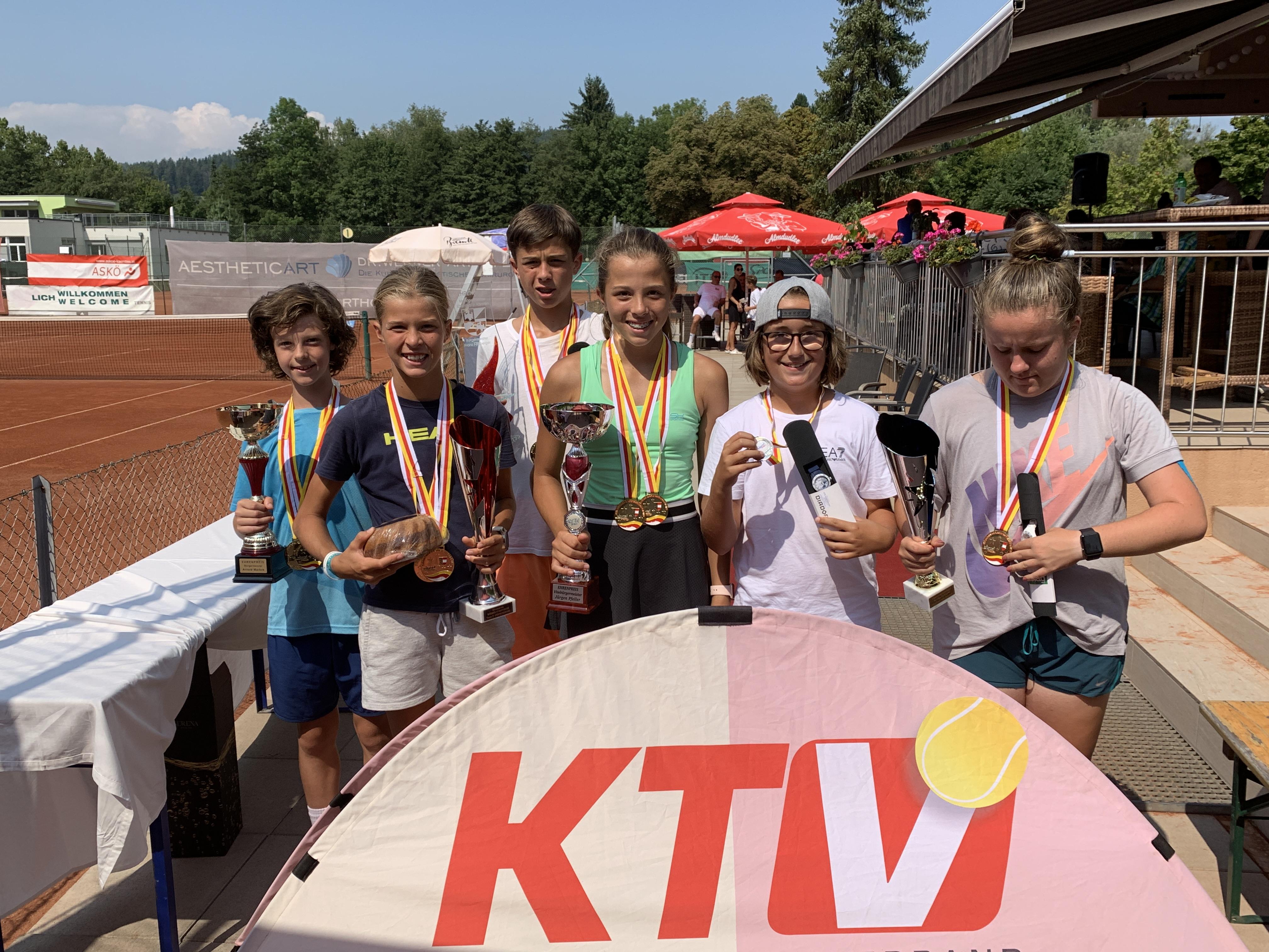 Kärntner Landesmeisterschaften 29. – 31.08.2019 am KLC