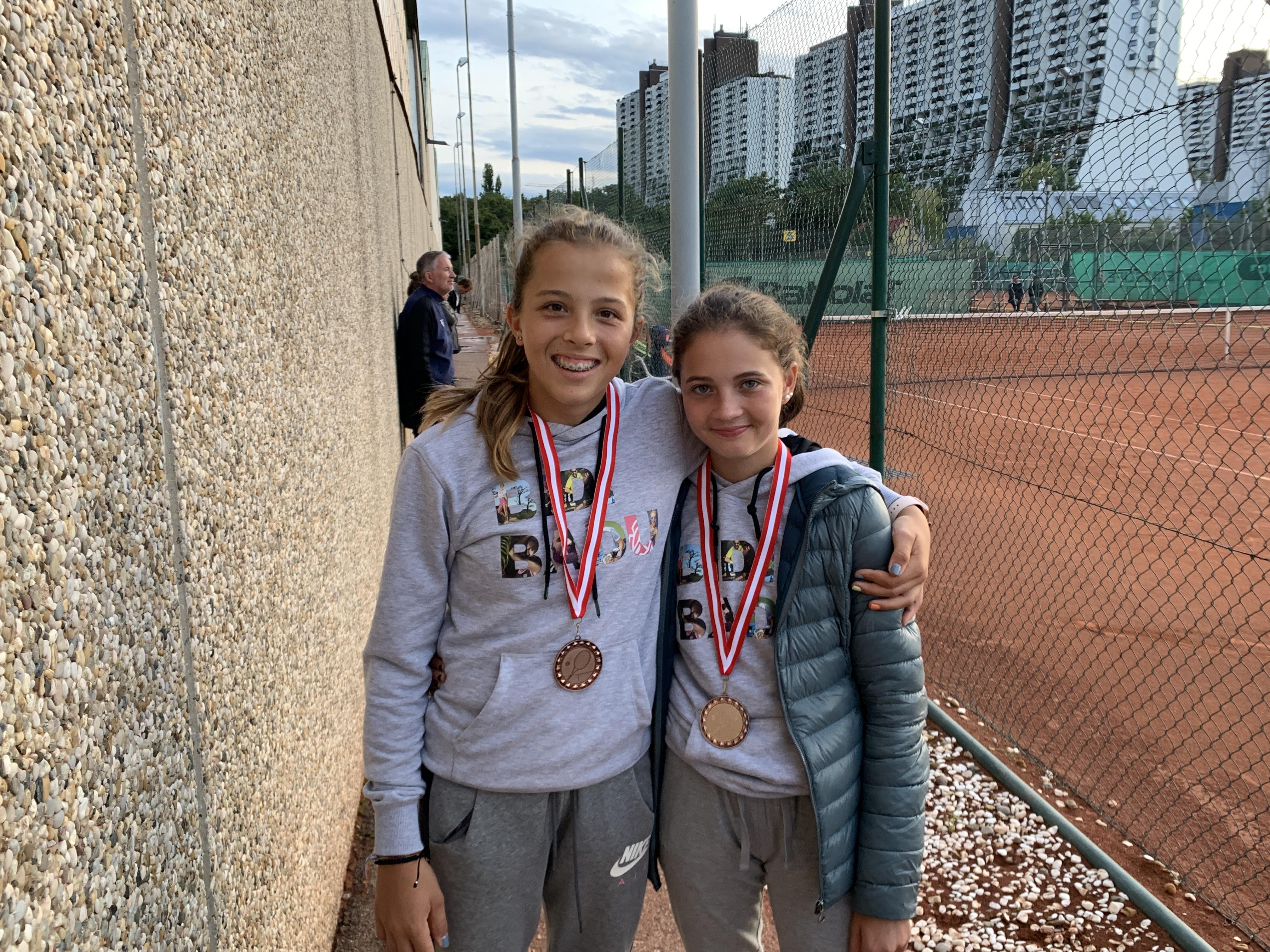 Lilli und Emma beim Masters 2019 – 26. -29.September 2019 La Ville, Wien