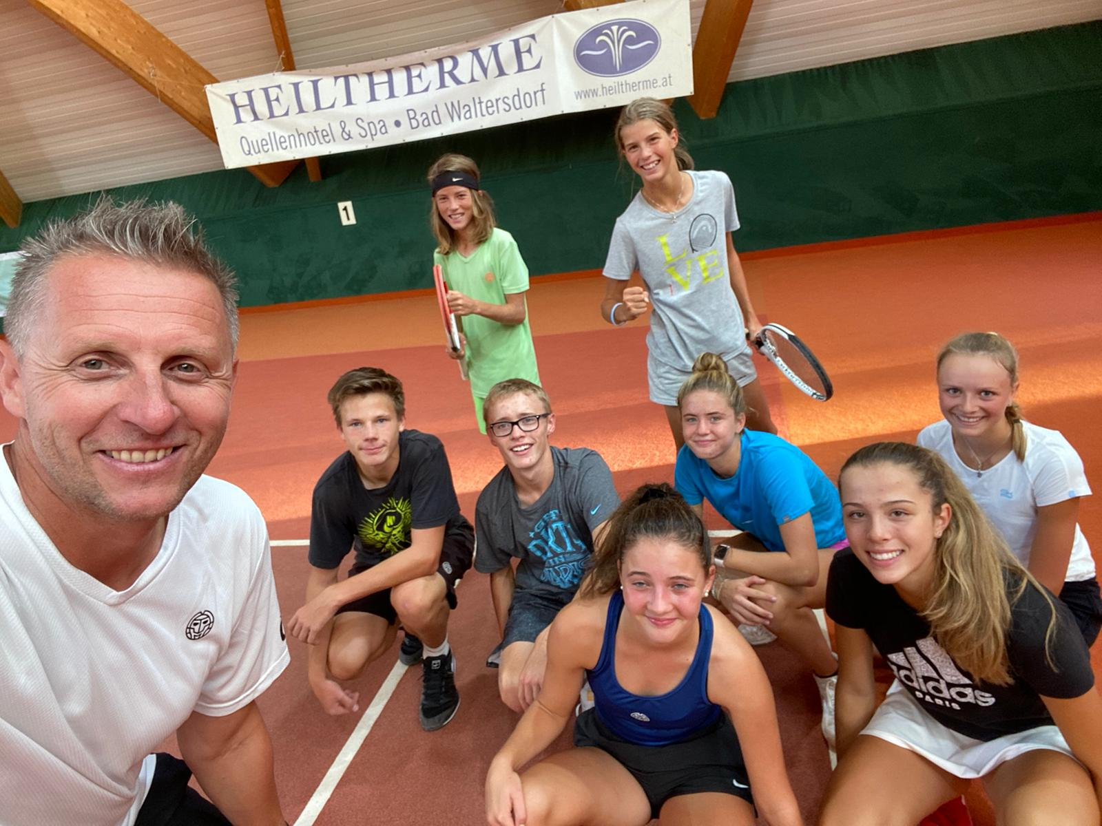 "Taggers ""Tennis Europe Reigen"" im Herbst 2020"